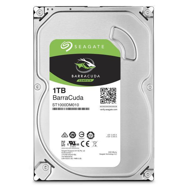 Seagate Seagate Barracuda ST1000DM010 1000GB Serial ATA III disco rigido interno
