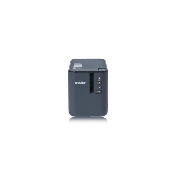 Brother PT-P900W Trasferimento termico 360 x 360DPI stampante per etichette (CD) 4977766764377 PT-P900W 08_PT-P900W