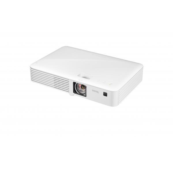Benq CH100 Proiettore desktop 1000ANSI lumen DLP 1080p (1920x1080) Bianco videoproiettore 4718755062209 CH100 03_9H.JF177.19E