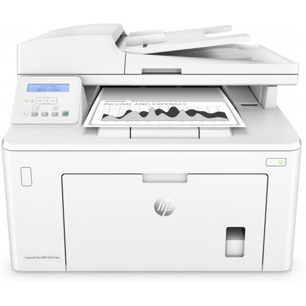 HP LaserJet Pro Stampante multifunzione Pro M227sdn 0725184114885 G3Q74A 10_2M34P02