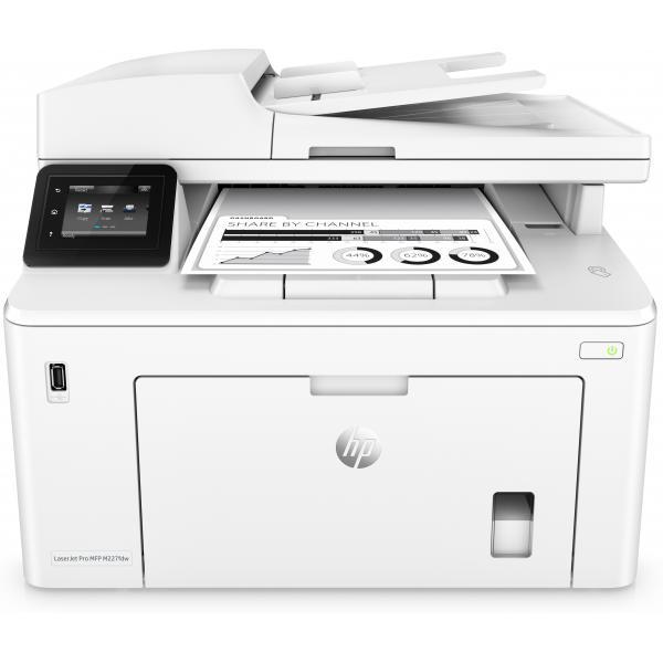 HP LaserJet Pro Stampante multifunzione Pro M227fdw 0725184115004 G3Q75A 10_2M34P00