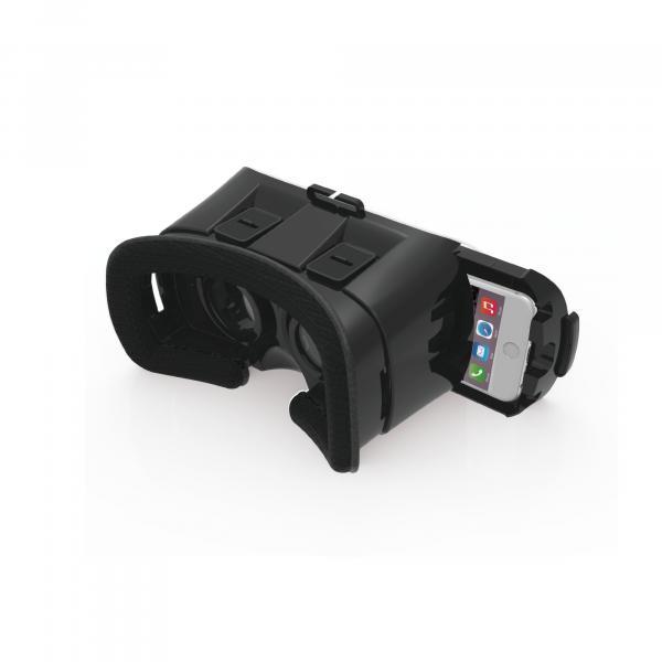 Terratec VR-1 Visore collegato allo smartphone Nero