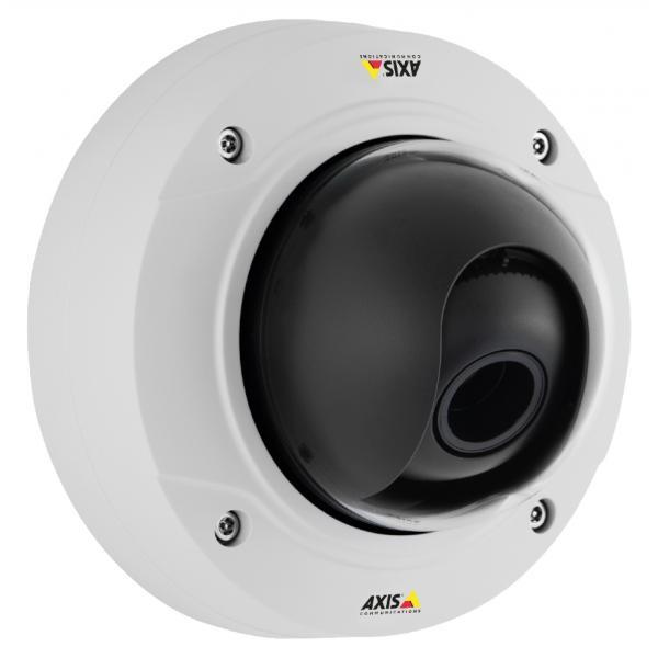 Axis P3224-V Mk II IP Inside Dome White - Progressive scan RGB CMOS 1-3inch - HDTV 720 - 1-66500s - 1s- 512 MB RAM - 256 MB Flash - 0 - 50øC - diam. 149 x 101 mm - 550 g - 0950-001