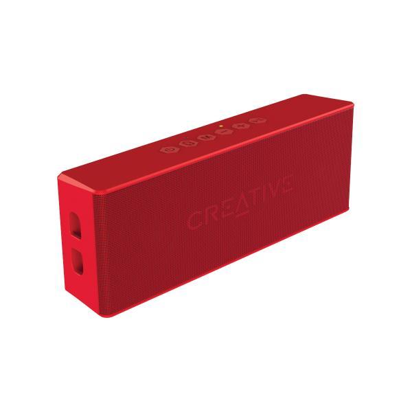Creative Labs Creative MUVO 2 Mono portable speaker Rosso 5390660190759 51MF8255AA001 07_39293