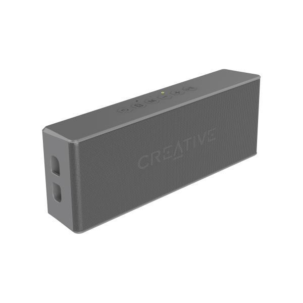Creative Labs Creative MUVO 2 Mono portable speaker Grigio 5390660190988 51MF8255AA003 07_39292