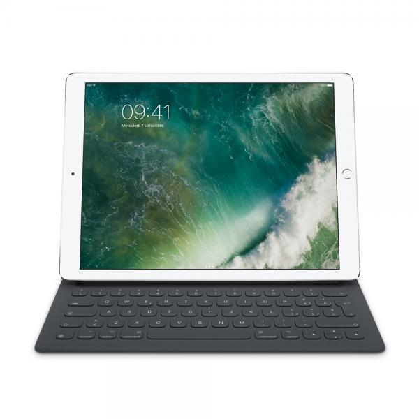 Apple MNKT2T/A Smart Connector QZERTY Nero tastiera per dispositivo mobile 0190198111838 MNKT2T/A 10_479KX02
