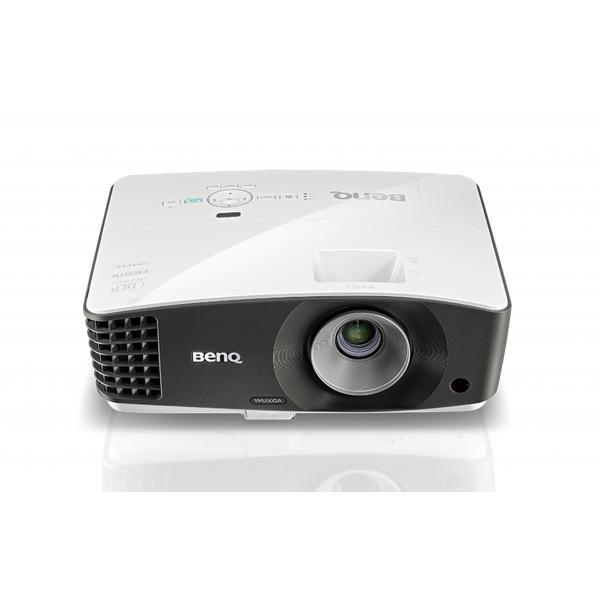 Benq MU686 Proiettore desktop 3500ANSI lumen DLP WUXGA (1920x1200) Compatibilità 3D Nero, Bianco videoproiettore 4718755064609 9H.JFM77.13E 10_M353081