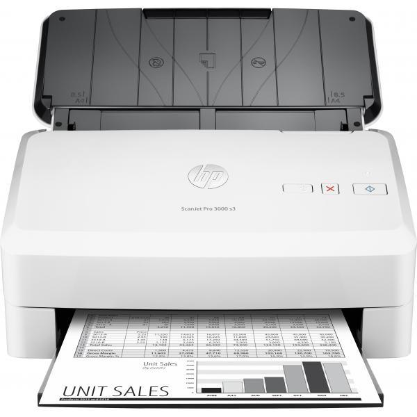 HP Scanjet Scanner con alimentatore s3 Pro 3000 0889894865496 L2753A 14_L2753A