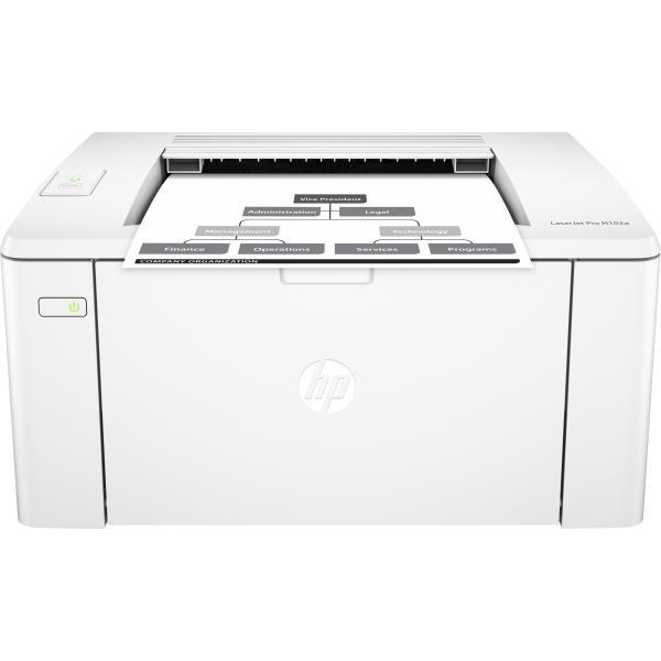 HP LaserJet Pro M102a - G3Q34A#B19