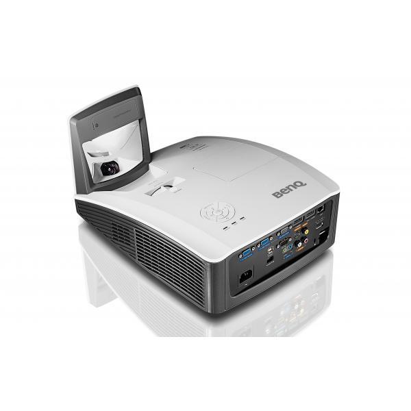Benq MX854UST Proiettore desktop 3500ANSI lumen DLP XGA (1024x768) Nero, Bianco videoproiettore 4718755058929 9H.JC577.24E 10_M353049 4718755058929 9H.JC577.24E