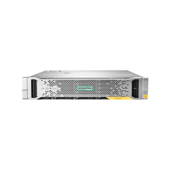 Hewlett Packard Enterprise StoreVirtual 3200 8-port 1GbE iSCSI SFF Storage Armadio (2U) array di dischi 4514953943216 N9X18A 08_N9X18A