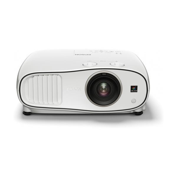 Epson EH-TW6700 Proiettore desktop 3000ANSI lumen 3LCD 1080p (1920x1080) Compatibilità 3D Bianco videoproiettore 8715946617886 V11H799040 04_90668990