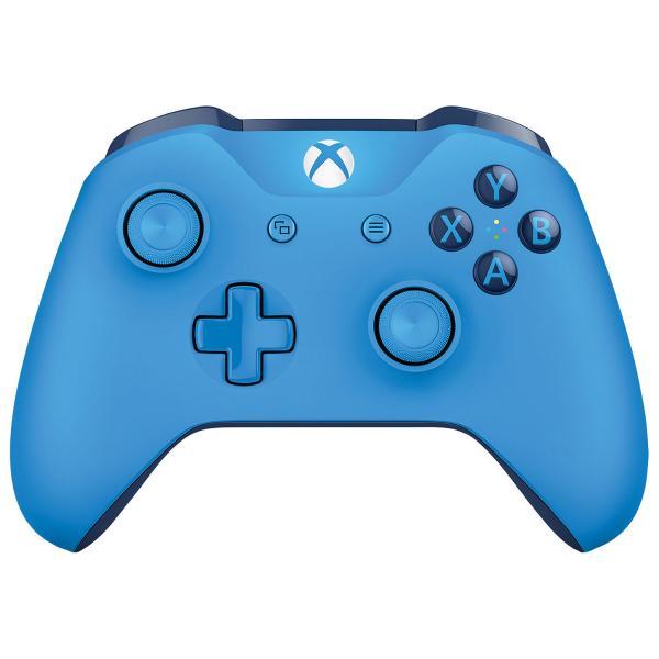 Microsoft Xbox Wireless Controller Gamepad Xbox Blu 0889842112993 WL3-00020 TP2_WL3-00020