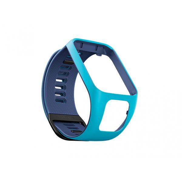 TomTom Cinturino per orologio (Azzurro/Blu scuro - Small) 0636926086097 9UR0.000.07 10_L133663