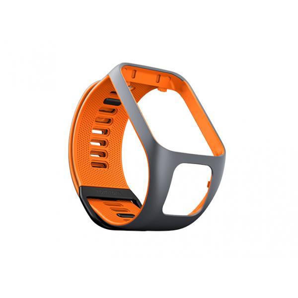 TomTom Cinturino per orologio (Grigio/Arancione - Small) 0636926086080 9UR0.000.06 10_L133664
