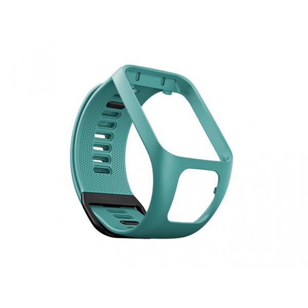 TomTom Cinturino per orologio (Verde acqua - Large) 0636926086066 9UR0.000.04 10_L133654