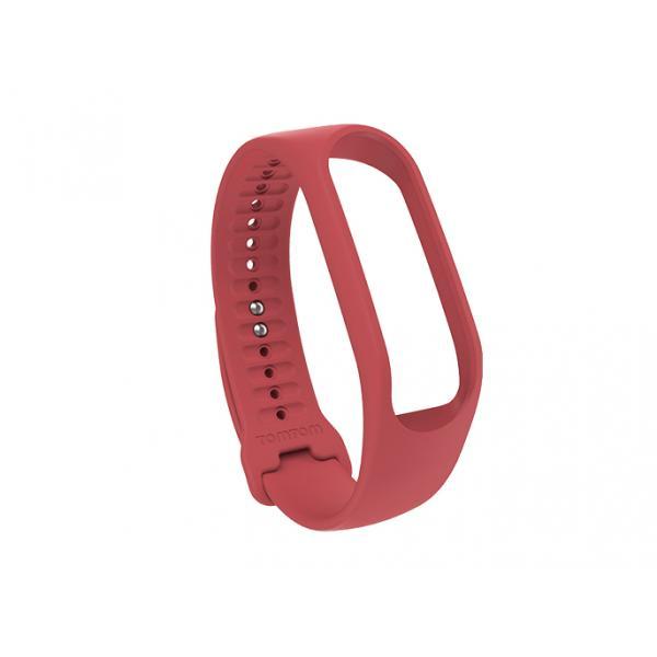 TomTom Cinturino Touch Rosso corallo - Small 0636926082396 9UAT.001.05 10_L133656