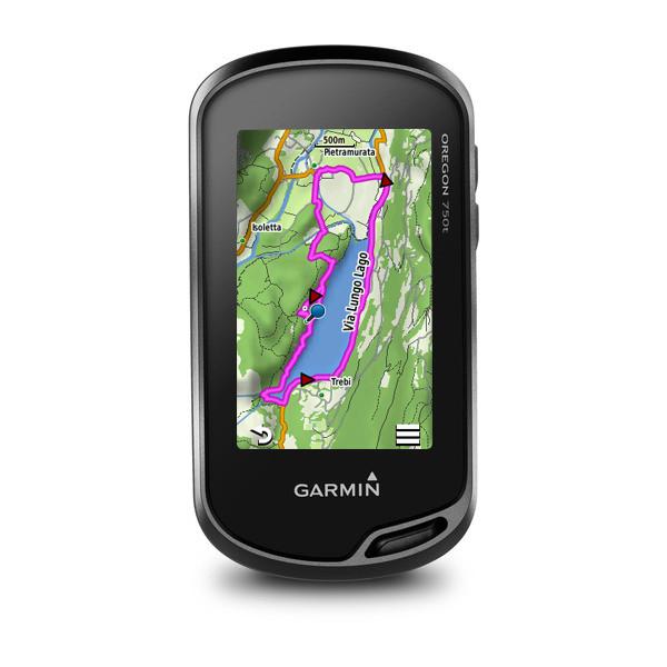 Garmin Oregon 750t Personale 4GB Nero localizzatore GPS