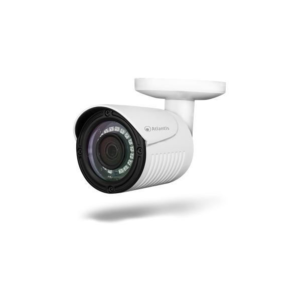 Atlantis Land AHD-511B IP security camera Esterno Capocorda Bianco 8026974001784 A09-AHD-511B 10_R290877