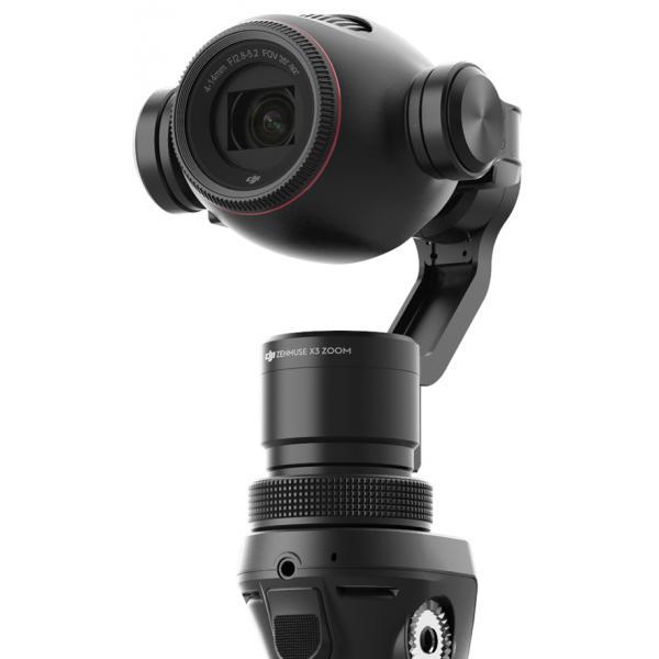 DJI Osmo + telecamera palmare con risoluzione 4K e zoom ottico 136078