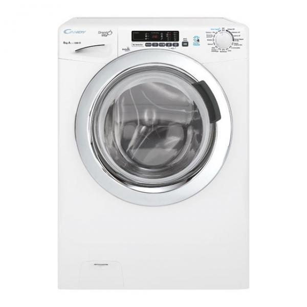 Candy GVS 138DWC3-01 Libera installazione Caricamento frontale 8kg 1300Giri/min A+++ Bianco lavatrice 8016361926837 31007374 TP2_31007374