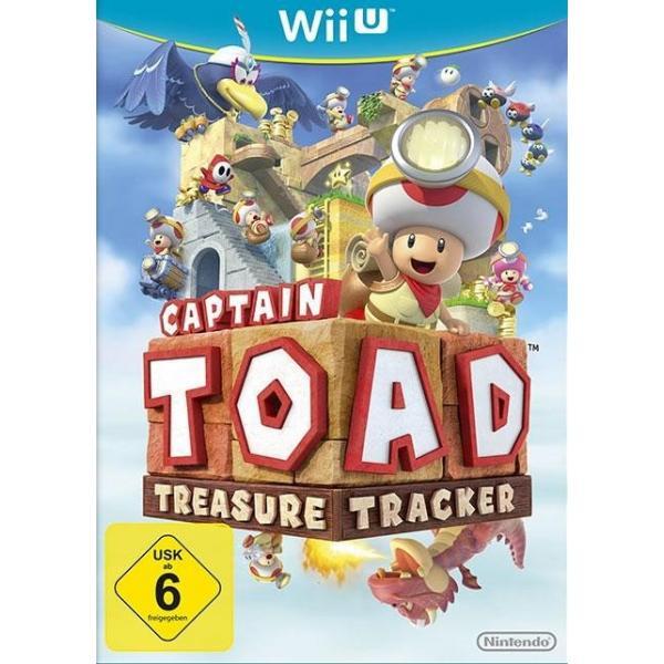 Nintendo Wii U Captain Toad: T.Tracker Selects 2328540