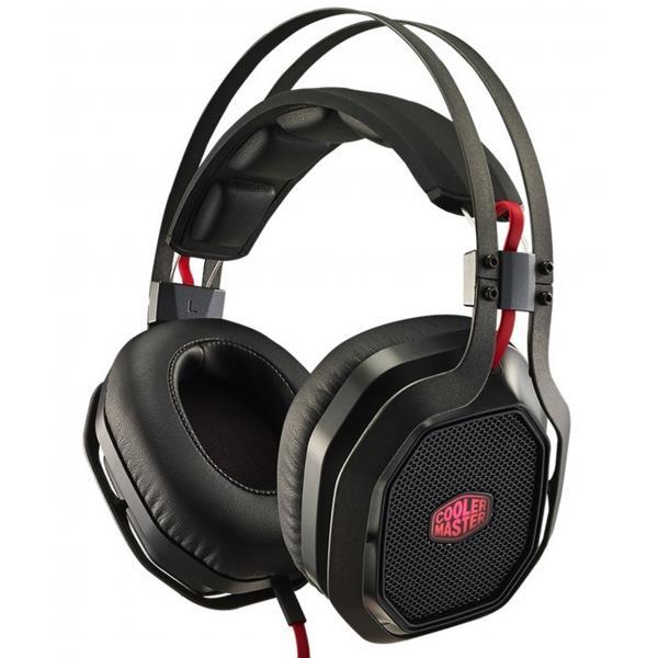 Cooler Master MasterPulse Pro Stereofonico Padiglione auricolare Nero cuffia e auricolare 4719512052471 SGH-8700-KK7D1 TP2_SGH-8700-KK7D1