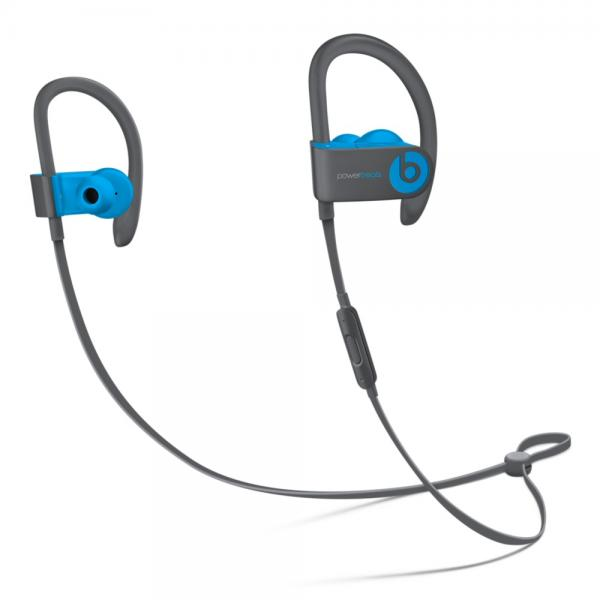 Beats by Dr. Dre Powerbeats3 Aggancio, Auricolare Stereofonico Senza fili Nero, Blu auricolare per telefono cellulare 0190198115119 MNLX2ZM/A TP2_MNLX2ZM/A