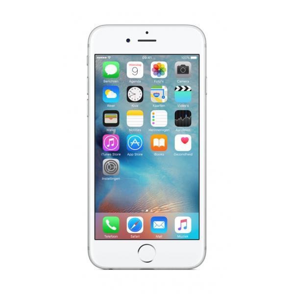 Apple iPhone 6s SIM singola 4G 32GB Argento 0190198057594 MN0X2QL/A 08_MN0X2QL/A