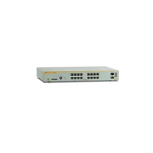 Allied Telesis AT-x230-18GT-50 Gestito L3 Gigabit Ethernet (10/100/1000) 1U Bianco