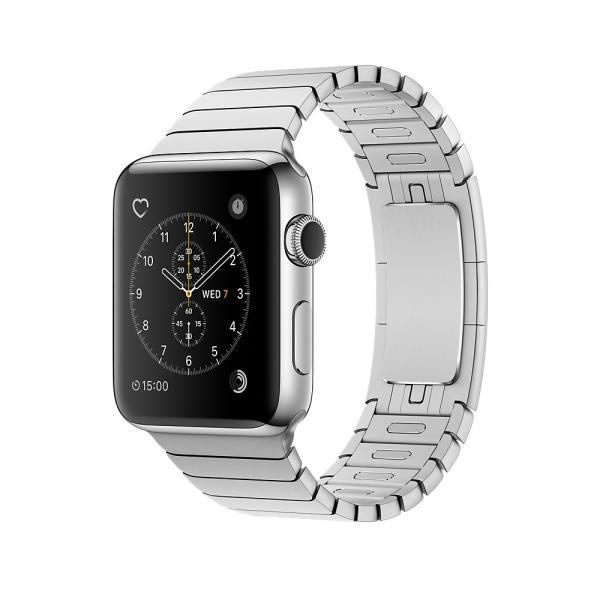 Apple Watch Series 2 OLED 41.9g Acciaio inossidabile smartwatch 0190198128966 MNP52QL/A 08_MNP52QL/A