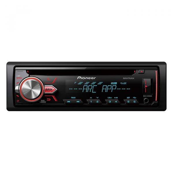 Pioneer DEH-X2900UI Nero autoradio 4988028339738 DEH-X2900UI TP2_DEH-X2900UI