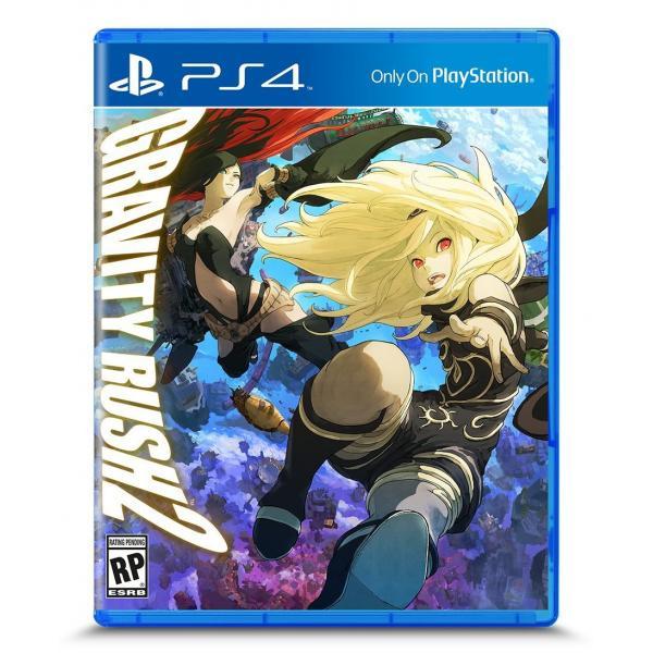 Sony PS4 GRAVITY RUSH 2