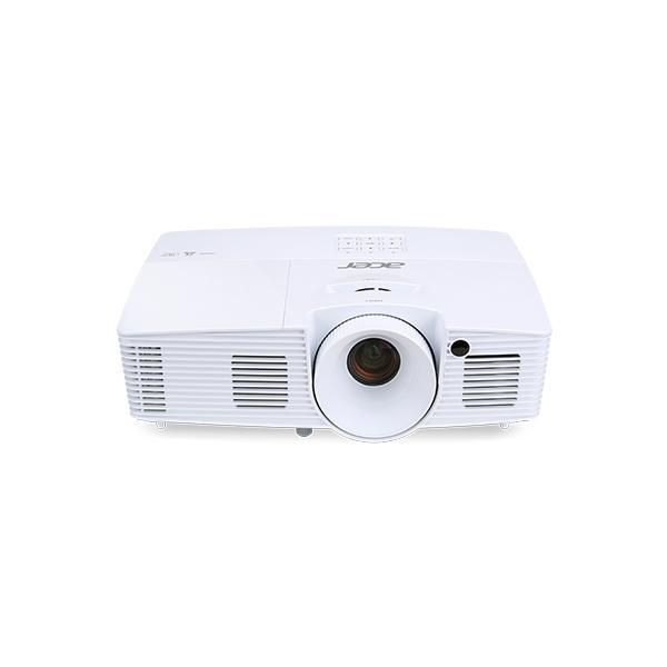 Acer Essential X1117H Proiettore desktop 3600ANSI lumen DLP SVGA (800x600) Compatibilità 3D Bianco videoproiettore 4713392823961 MR.JP211.001 TP2_MR.JP211.001