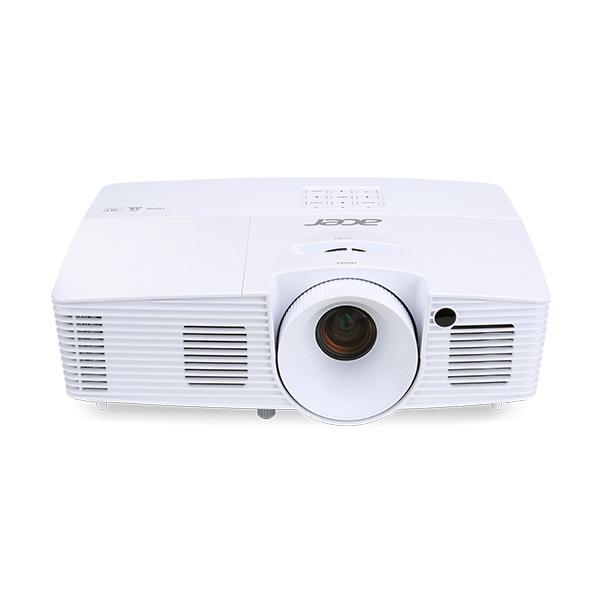 Acer Essential X137WH Proiettore portatile 3700ANSI lumen DLP WXGA (1280x800) Bianco videoproiettore 4713392824364 MR.JP411.001 14_MR.JP411.001