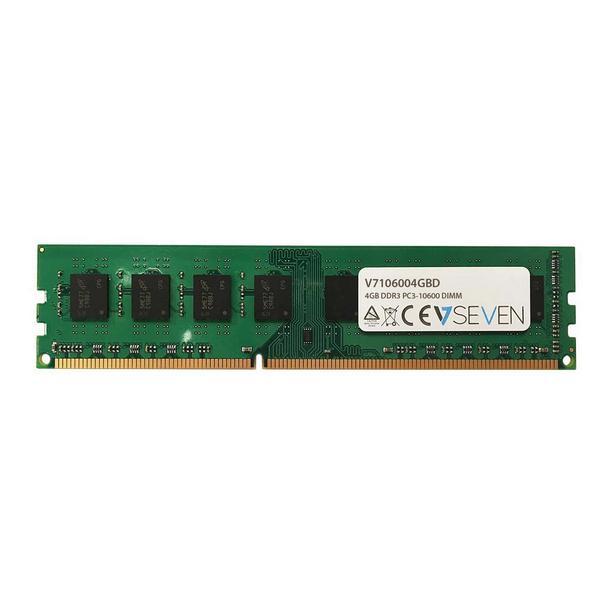 V7 4GB DDR3 PC3-10600 - 1333mhz DIMM Desktop Módulo de memoria - V7106004GBD 5050914959487 V7106004GBD 10_J153725