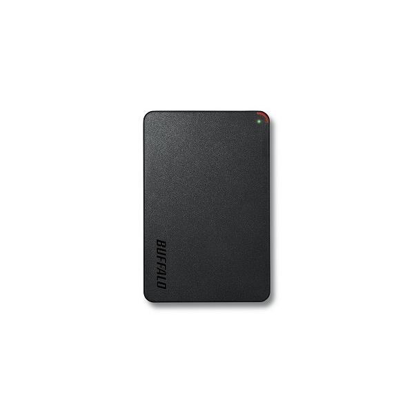 Buffalo MiniStation HDD 2TB 2000GB Nero disco rigido esterno 4981254038024 HD-PCF2.0U3BD-WR TP2_HD-PCF2.0U3BD-W
