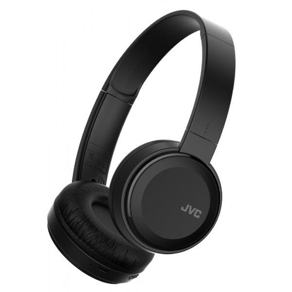 JVC HA-S30BT-B Padiglione auricolare Stereofonico Senza fili Nero auricolare per telefono cellulare HA-S30BT-B