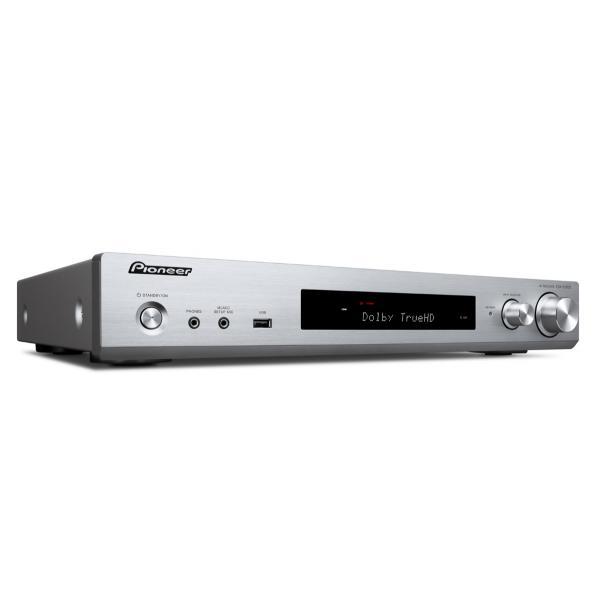 Pioneer VSX-S520D 5.1canali Surround Compatibilità 3D Argento ricevitore AV 4573211151824 VSX-S520DS 08_VSX-S520DS