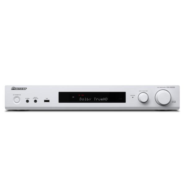 Pioneer VSX-S520D-W 5.1canali Surround Compatibilità 3D Bianco ricevitore AV 4573211151831 VSX-S520DW 08_VSX-S520DW