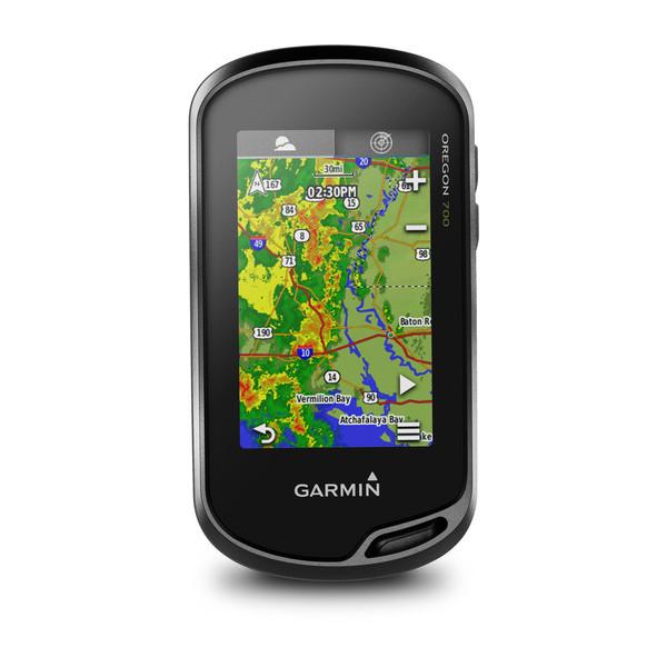 Garmin Oregon 700 Personale 1.7GB Nero, Grigio localizzatore GPS