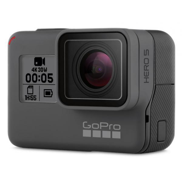 GoPro HERO5 Black 12MP 4K Ultra HD Wi-Fi fotocamera per sport d'azione CHDHX-501/502