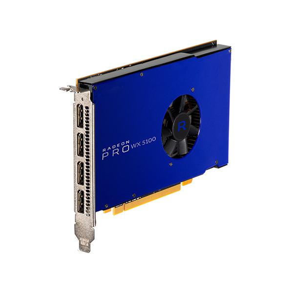 AMD RADEON PRO WX 5100 8GB GDDR5 0727419416269 100-505940 10_3600819