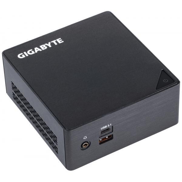 Gigabyte GB-BKi5HA-7200 (rev. 1.0) BGA 1356 2.50GHz i5-7200U PC di dimensione 0,6L Nero 4719331262020 GB-BKI5HA-7200 10_E082082