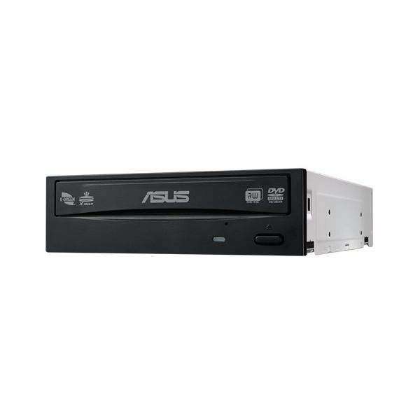 ASUS DRW-24D5MT interner 24x DVD Brenner (DVD+-RW, Retail E-Green Silent)