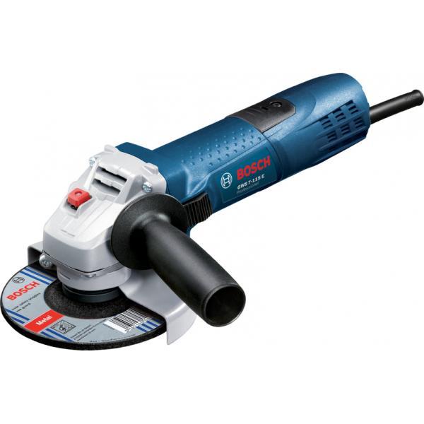 Bosch GWS 7-115 E Professional 720W 11000Giri/min 115mm 1900g smerigliatrice angolare 3165140823739 0601388203 05_154443