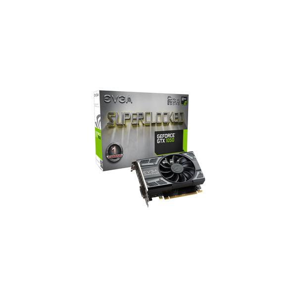 GF GTX 1050 SC GAMING PCI-E X16 DVI-D HDMI DP          IN