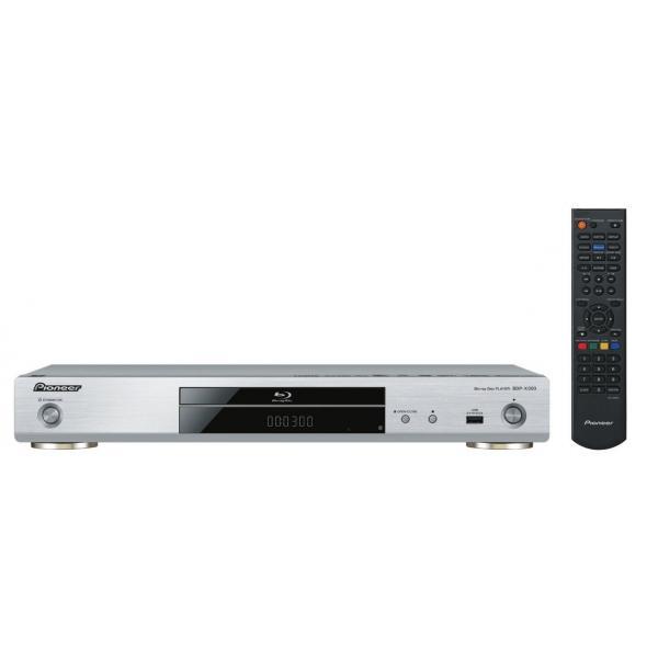 Pioneer BDP-X300 Lettore Blu-Ray 5.1 Compatibilità 3D Argento 4573211152050 BDP-X300S 08_BDP-X300S
