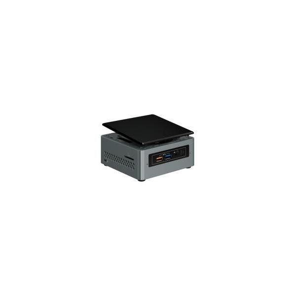 Intel NUC BOXNUC6CAYH barebone per PC/stazione di lavoro UCFF Nero, Grigio BGA 1296 J3455 1,5 GHz