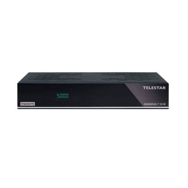 Telestar DIGINOVA T 10 IR Terrestre Full HD Nero set-top box TV 4024035104881 5310488 04_90643172